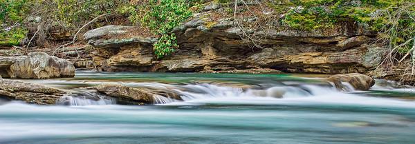 Another image taken at Audra State Park of the Middle Fork of the Tygart Valley River in West Virginia