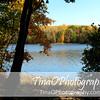 Burke Lake in the Fall 3