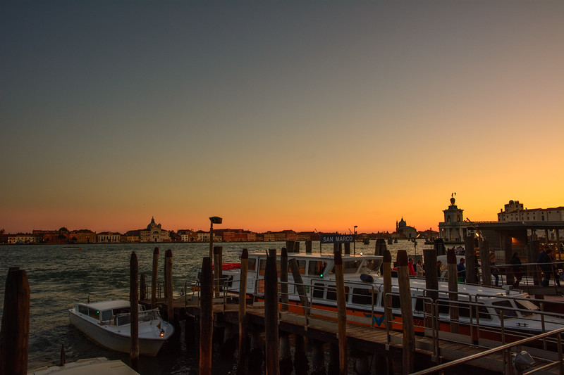 San Marco Sunset