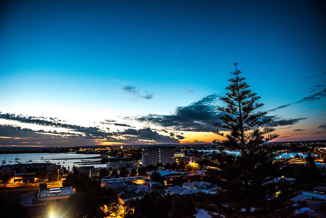 Bunbury sunrise WA Australia