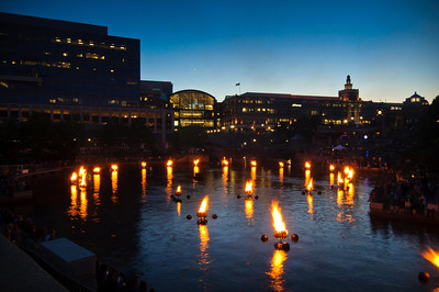 Waterfire - Providence, RI