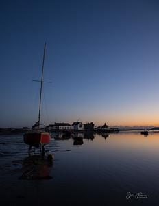 Mudeford Quay, Dorset