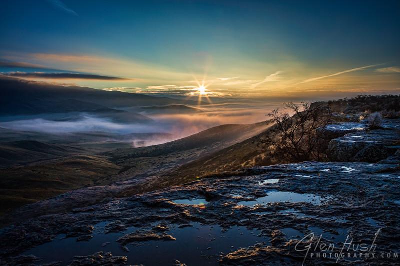 Table Rock Sunrise