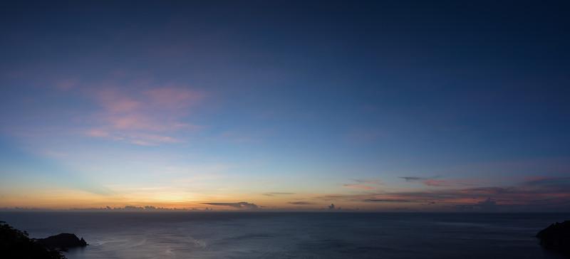 Pano View - Gallion, Dominica