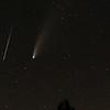 Comet Neowise & Meteor