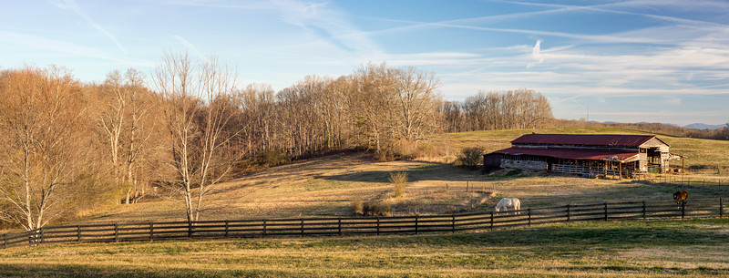 North Georgia Farm