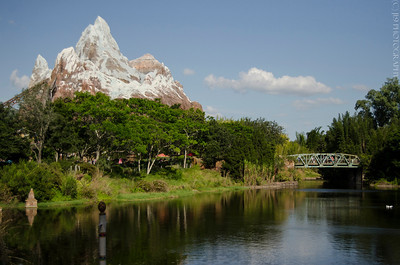 Mount Everest Lagoon