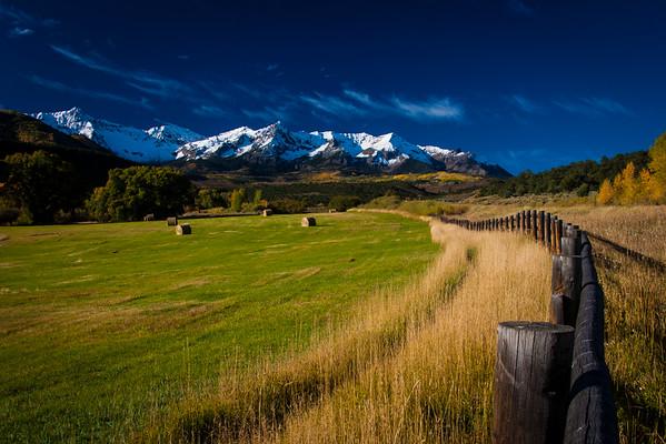 Sneffels Range, Ouray, Colorado