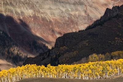 Aspen Line, Colorado