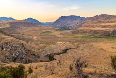 Scotch Creek Basin