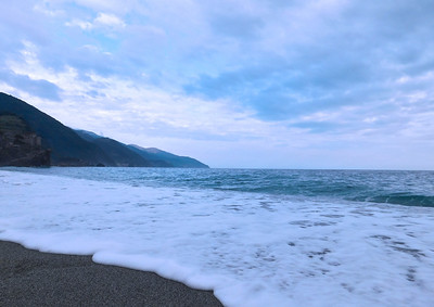 Monterosso al Mare, Cinque Terre, Liguria.