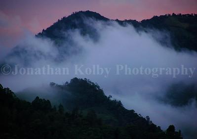 Cloud Forest Twilight