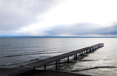 Pier- Lago Argentino, Argentina