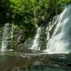 Lower part of Raymondskill Falls