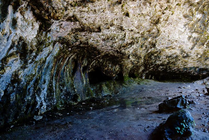 Spouting Rock Cave