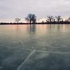 Cracked Lake
