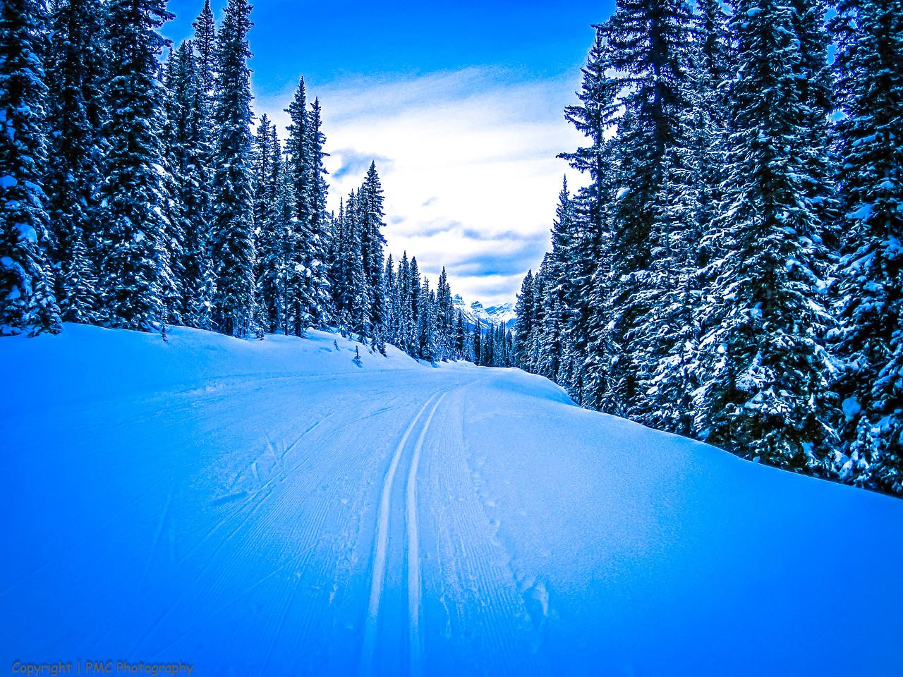 Moraine Lake Road, Banff NP