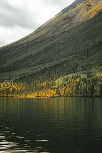 Taken at Tin Cup Lake, Yukon