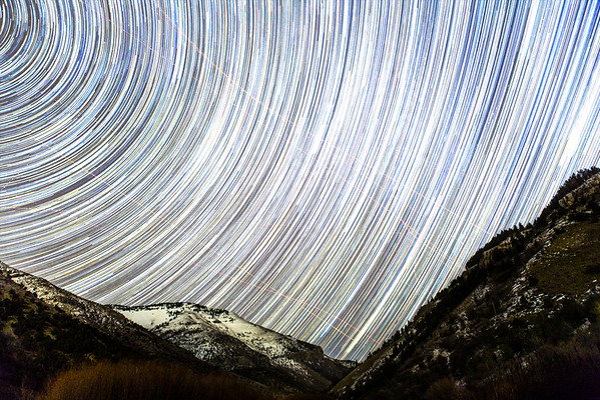 Logan Landscape Photographers Night Stars