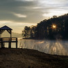 Burning the Morning Mist