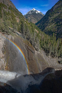 High Altitude Rainbow