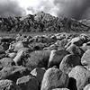 Mt Williamson & Field of Boulders