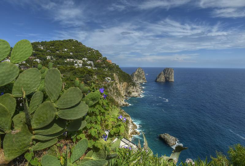 Il Faraglioni on the island of Capri