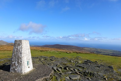 The view from Snaefell 1