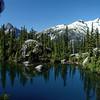 Tuck Lake, Washington Cascades