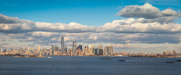 New York Harbor,