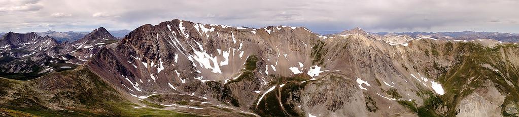 Mt. Belford Panorama