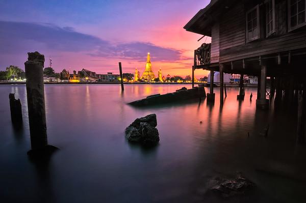 Wat Arun - Thailand