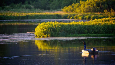 Wisconsin Fisherman