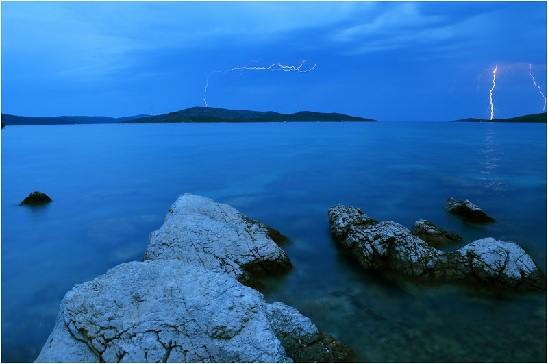 Blue Thunder Night