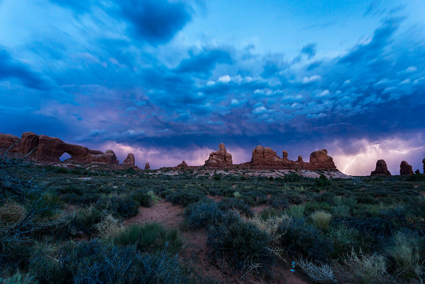 Storming Arches