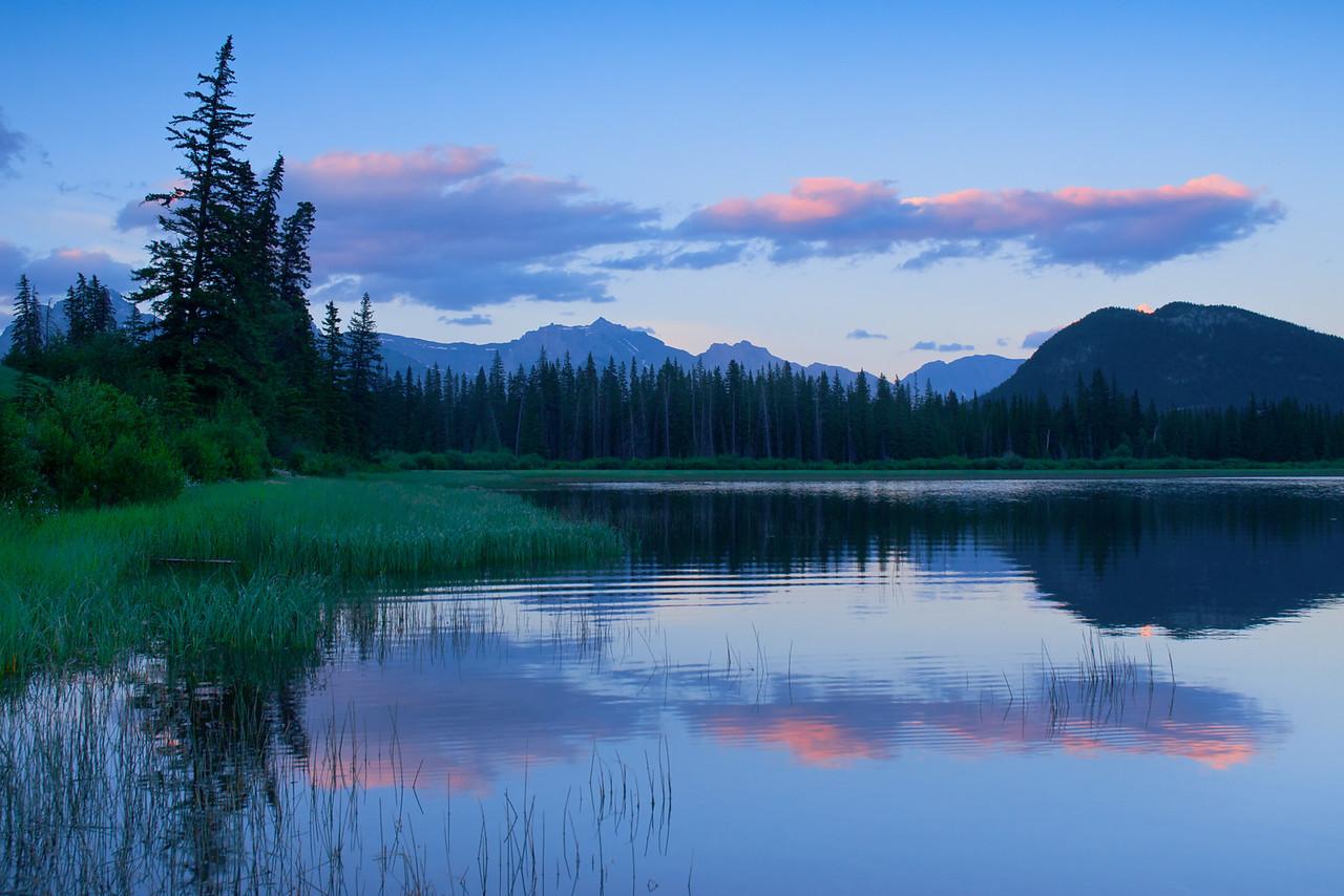 Vermilion Lakes – Banff, Alberta