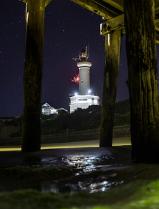 Pier AND lIGHTHOUSE