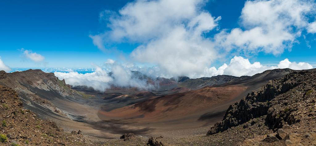 Mt Haleakala, Maui, Hawaii