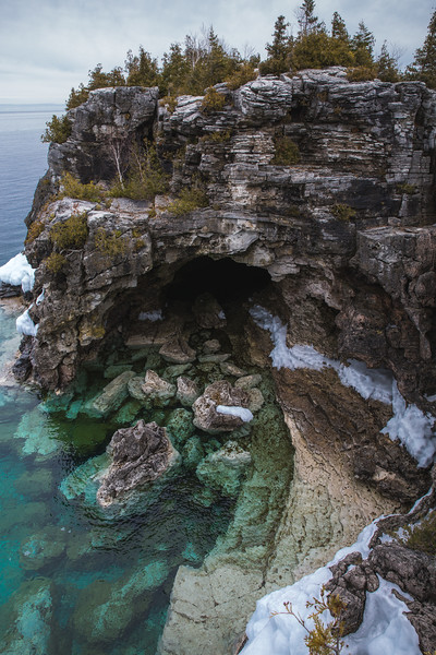 The Grotto, Bruce Peninsula