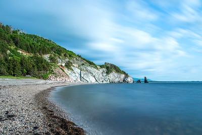 Cape Breton coast - Nova Scotia, Canada