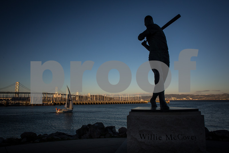 Day #321 - Willie McCovey Statue
