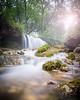 Logan Photographers, Logan Canyon Waterfall