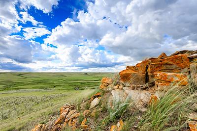 Colourful Cliffs