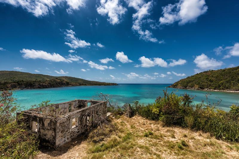 Lameshur Bay - St John, Virgin Islands 2018