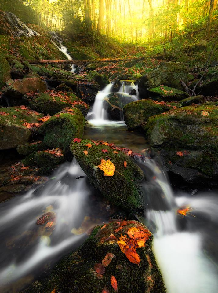 Green Creek Cascade