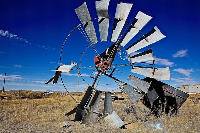 Windmill #1.  Nevada