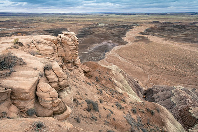 The Painted Desert, AZ