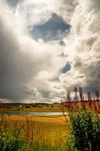 Dumont Lake Storm