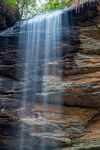 Moore Cove Falls - Pisgah National Forest - NC