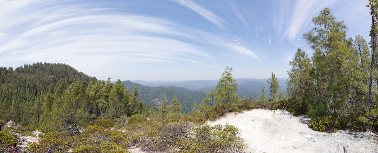 Big Basin State Park California - Buzzards Roost